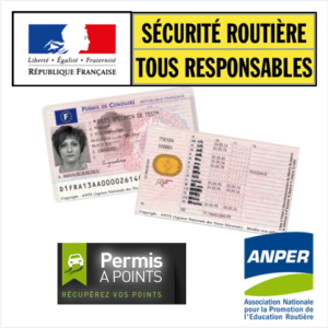 STAGE DE SENSIBILISATION A LA SECURITE ROUTIERE